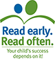 Read Early, Read Often Logo