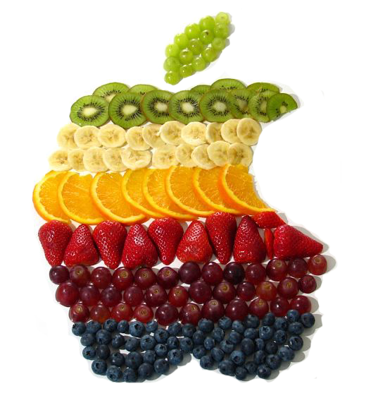fruit-apple-logo
